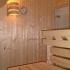 Dachboden-Sauna - Inneneinrichtung