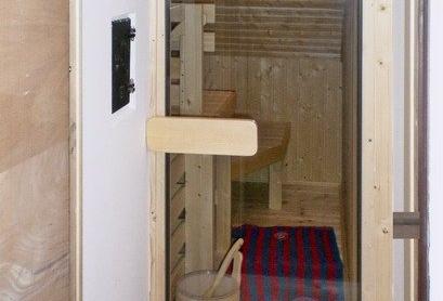 Dachboden-Sauna