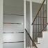 Windfang - Ganzglastüren - Ansicht: Treppenhaus