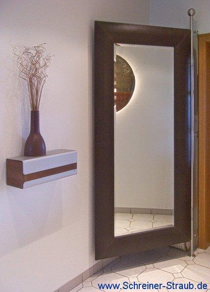 Garderobe Mit Spiegel garderobe mit großem spiegel haloring