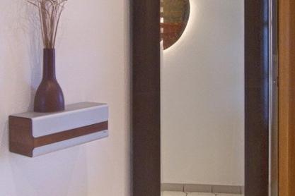 Garderobe - Spiegel
