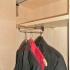 Garderobe - Kleiderstange