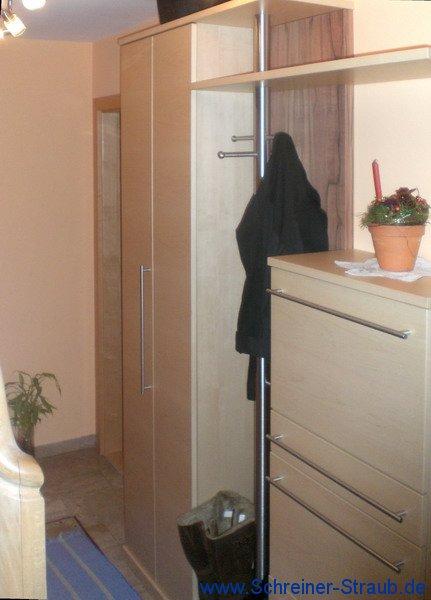 garderobe und eingang m bel schreiner straub. Black Bedroom Furniture Sets. Home Design Ideas