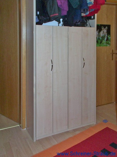 garderobe und eingang m bel schreiner straub. Black Bedroom Furniture Sets. Home Design Ideas