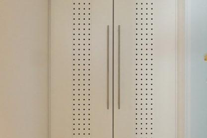 Garderobe - Treppennische