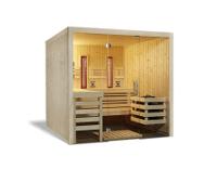 Infraworld - Sauna Panorama Complete