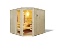 Infraworld - Sauna Safir Complete