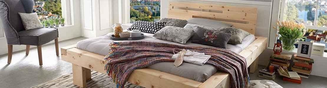 Relax Balken Bett Monte