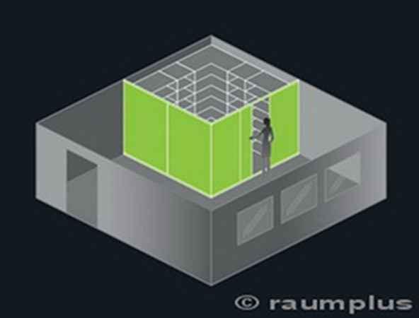Schiebetüren - Raumplus - begehbarer Schrank - Ankleide