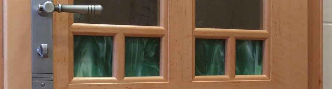 zimmertuer-massiv-holz-glas-gruen-wc-beschlag